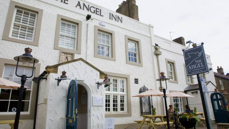 The Angel of Corbridge Main Street, Corbridge, Northumberland NE45 5LA