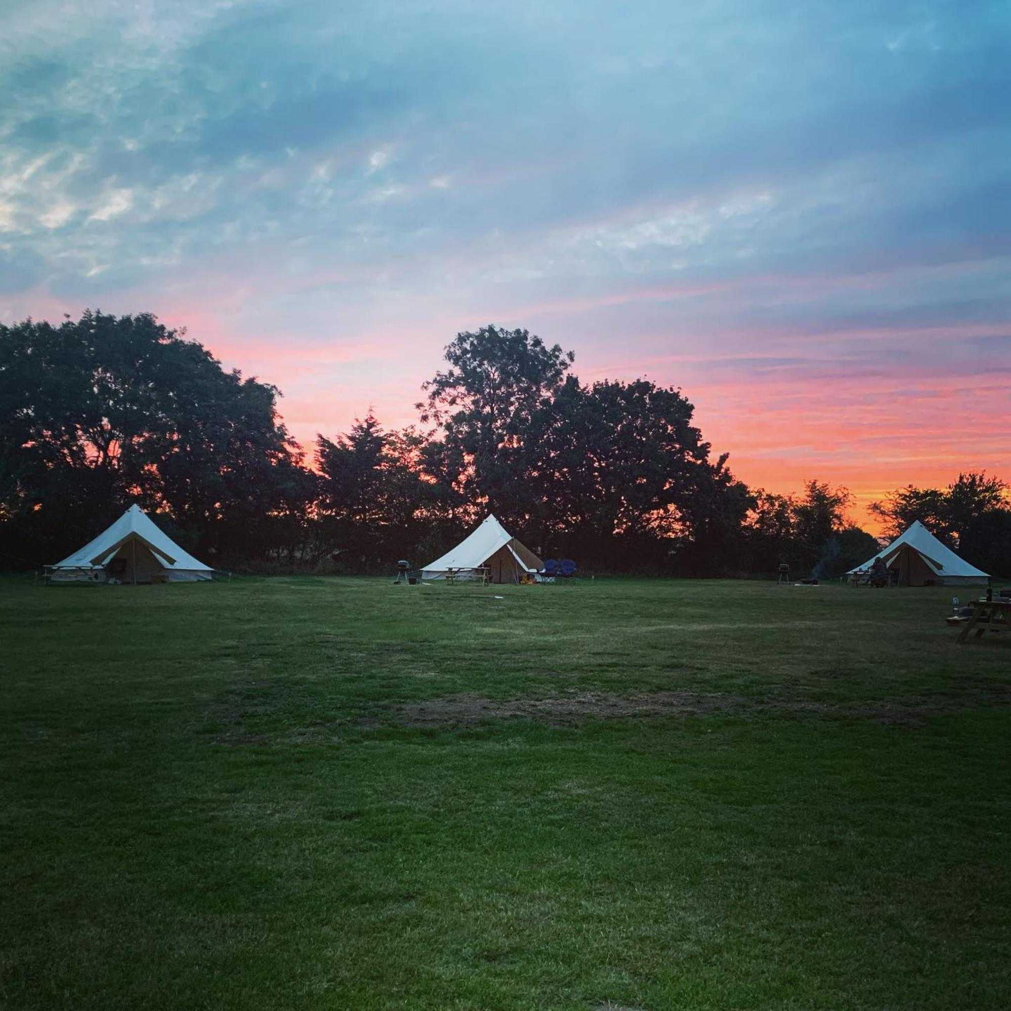 Glamping in Halesworth – Cool Camping