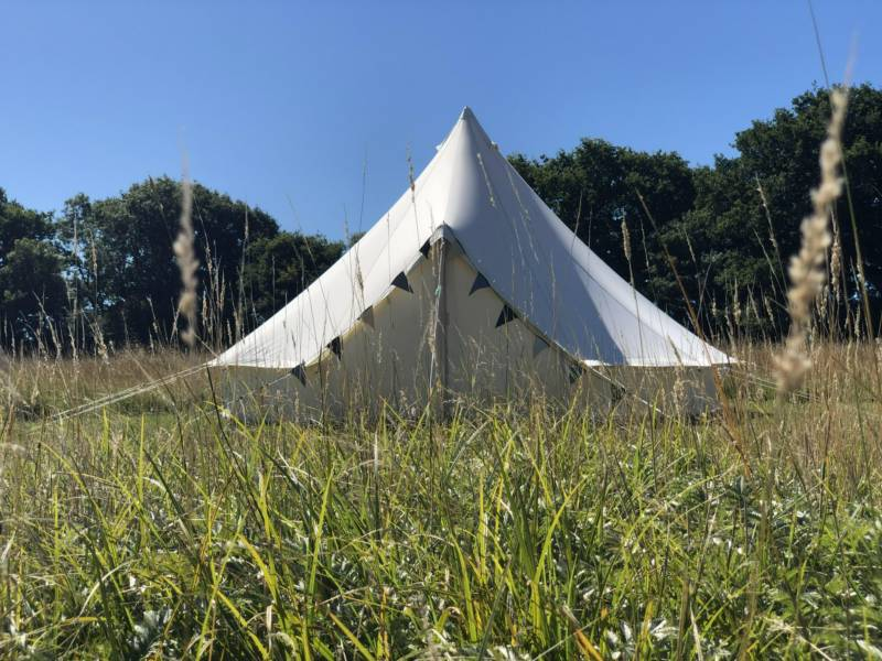 5m Double Bell Tent
