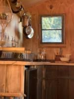Cedar Cabin Wagon