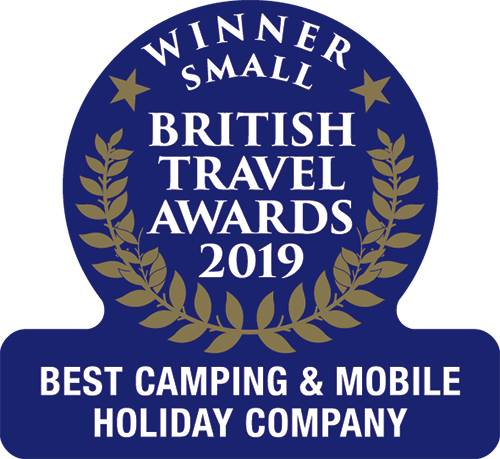 nominated for British Travel Award 2019