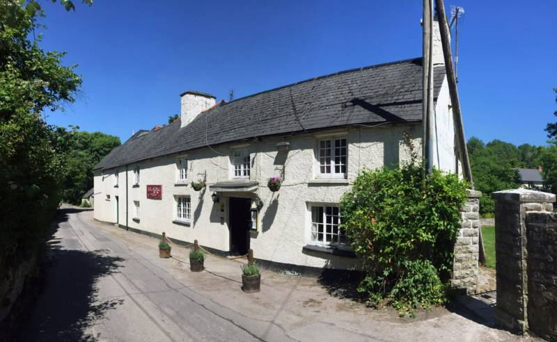 The Fox & Hounds, Llancarfan Llancarfan, Glamorgan CF62 3AD