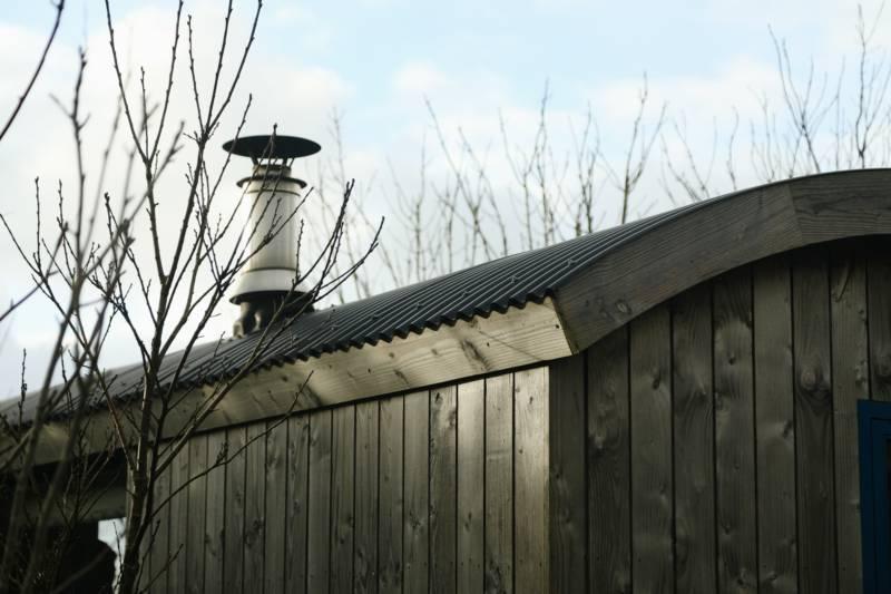 No 1 Allotment Shepherd's Hut