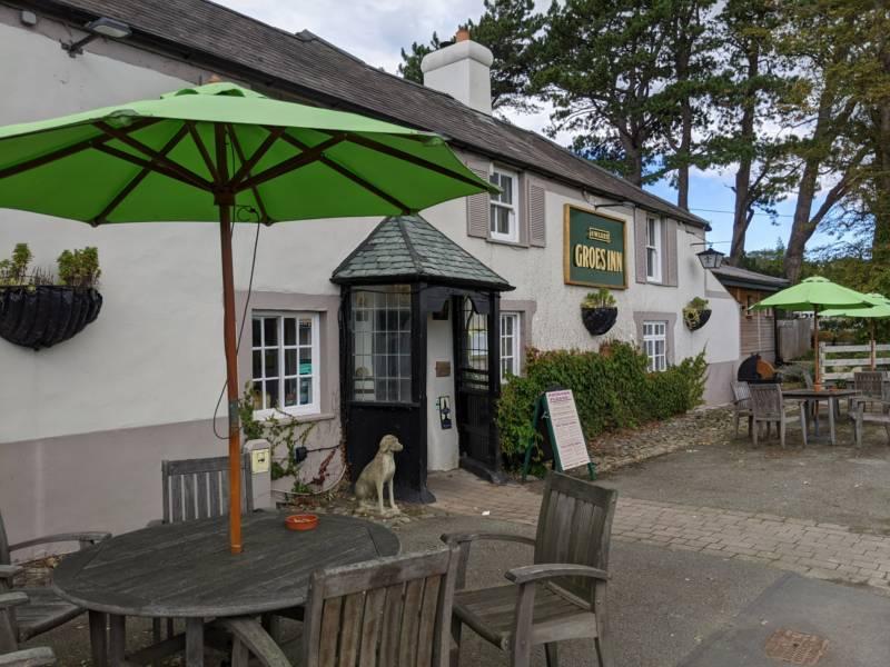 Groes Inn Llanrwst Road, Conwy LL32 8TN