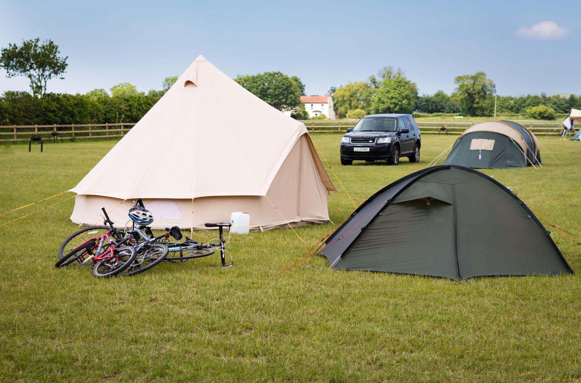 Ferrygate Lane Camping