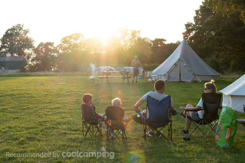 Fontmills Farm Campsite Fontmills Farm Campsite, North Street, Hellingly, East Sussex BN27 4EB