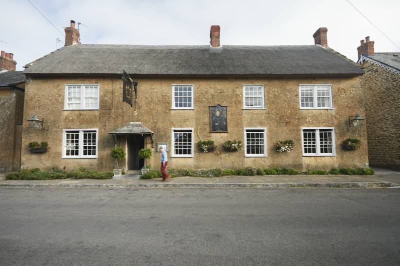 Lord Poulett Arms High St, Hinton St George, Somerset TA17 8SE