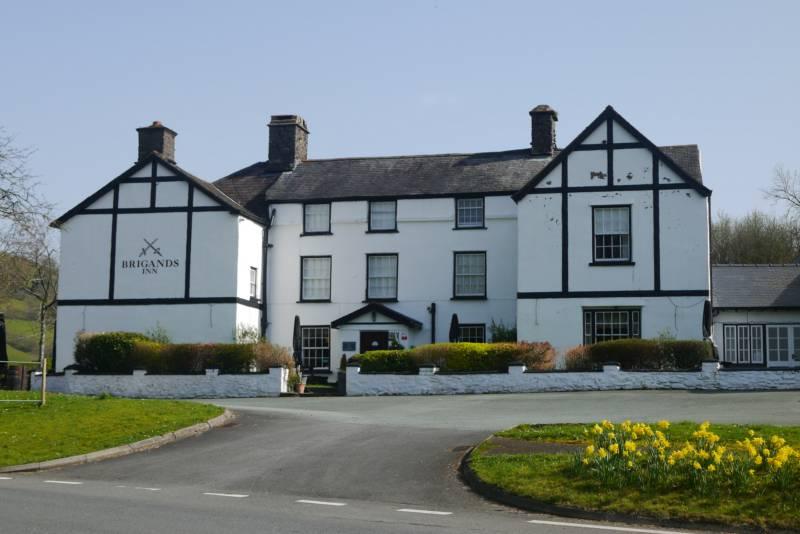Brigands Inn Mallwyd, Machynlleth, Powys SY20 9HJ
