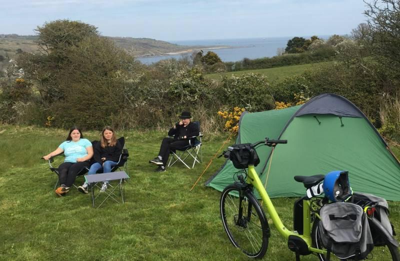 Donkey Field - Tent Pitch